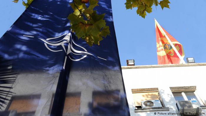 MONTENEGRO: la OTAN alza la bandera de su nuevo miembro