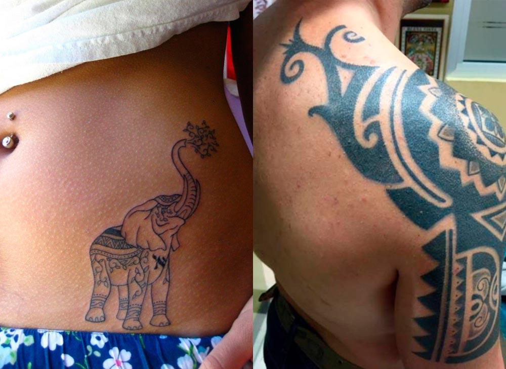 Tatuajes En Oposiciones A Guardia Civil Permitidos Gesinpol