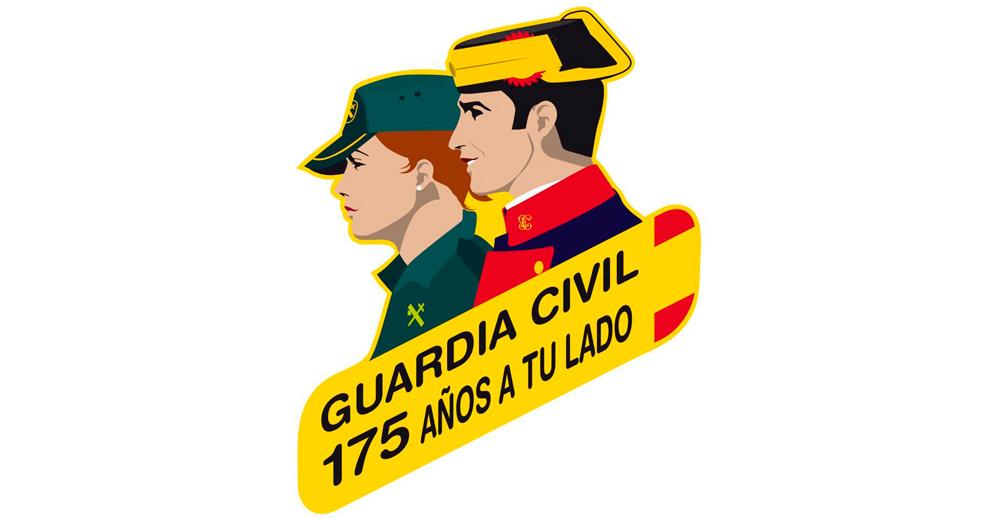 175º Aniversario de la Guardia Civil