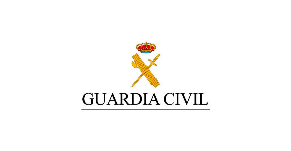 ¿Qué simboliza el emblema de la Guardia Civil?